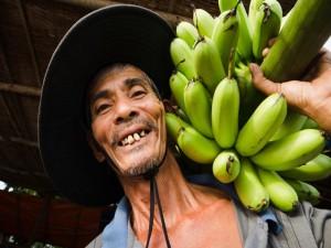 Nụ cười người nông dân