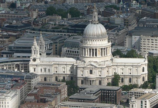Những kiến trúc mái vòm ấn tượng nhất thế giới