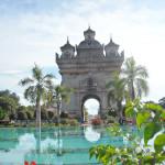 Patuxay biểu tượng chiến thắng của người Lào