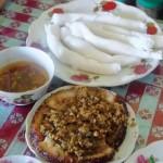 Lạ miệng với món Bánh Gật Gù Tiên Yên Quảng Ninh