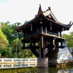 Kiến trúc đặc trưng của Chùa Một Cột