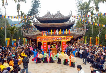 Hội chùa hương