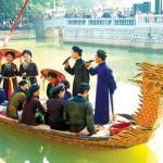 Náo nức cùng các liền anh liền chị tham gia Hội lim ở Bắc Ninh