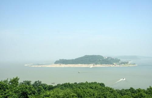 Đảo Hòn Dấu Đồ Sơn Hải Phòng.