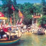 Du lịch Thiên Cầm – Thăm đền Chiêu Trưng