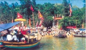 Đền Chiêu Trưng - Du lịch Thiên Cầm