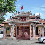 Thăm đền thờ Nguyễn Trung Trực Phú Quốc