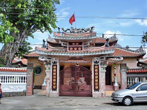 Đền thờ Nguyễn Trung Trực đảo Phú Quốc