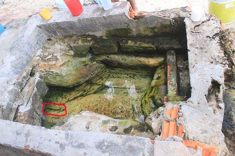 Khám phá giếng Tiên Phú Quốc