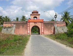 Thành cổ Diên Khánh, Nha Trang