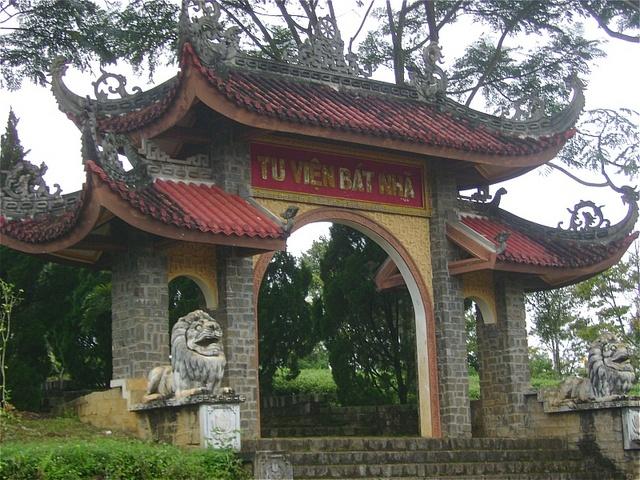 Tu viện Bát Nhã - du lịch Đà Lạt