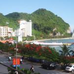 Xe khách chất lượng cao đi du lịch Cát Bà Hải Phòng