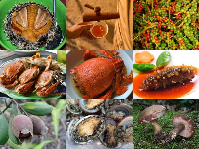9 đặc sản Phú Quốc nổi tiếng nhất