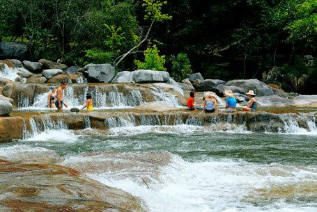 Suối Tiên - du lịch Nha Trang