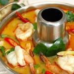 Du lịch Thái Lan thưởng thức Tom Yum Goong