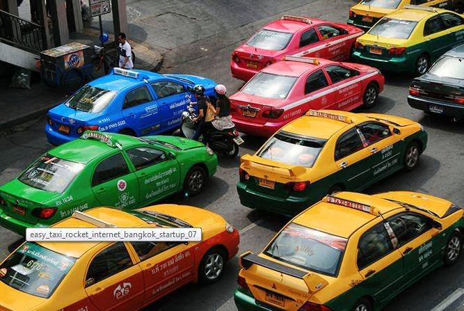 Đi taxi khi đi du lịch Thái Lan cần lưu ý gì