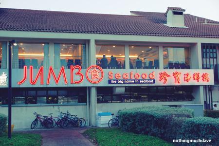 Jumbo Seafood @ East Coast Seafood Centre