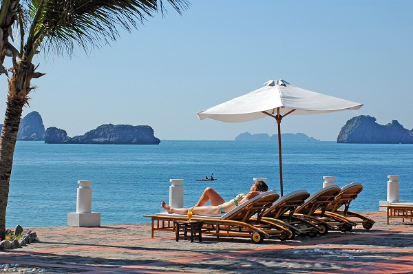 Thiên đường nghỉ dưỡng Đảo Ngọc Cát Bà