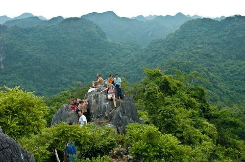 Ghé thăm vườn quốc gia Cát Bà