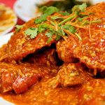 Tự tay nấu món Chili crab Cua sốt cay- Singapore