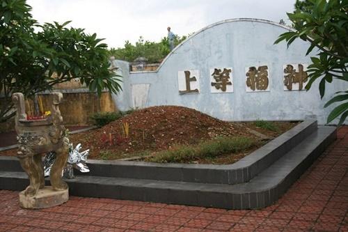 Khu lăng mộ Nguyễn Hữu Cảnh ở Quảng Bình