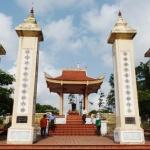 Du lịch Quảng Bình ghé thăm lăng mộ Nguyễn Hữu Cảnh