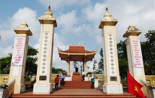 Khu lăng mộ Nguyễn Hữu Cảnh
