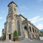 Độc đáo kiến trúc nhà thờ Núi ở Nha Trang