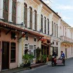 Du lịch Thái Lan khám phá thành phố cổ giữa Phuket