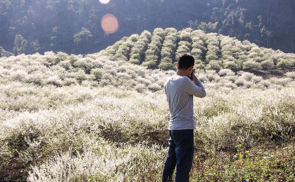 Mùa hoa mận Mộc Châu là điểm đến lý tưởng cho các tay săn ảnh
