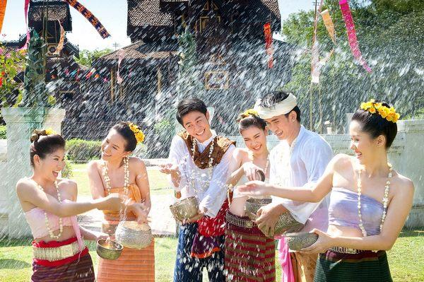 Lễ hội Songkran