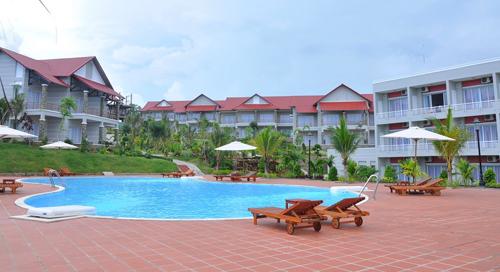 Không gian vẻ đẹp Hòa Bình Phú Quốc Resort