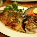 Thưởng thức cá sòng nướng-đặc sản Phú Quốc