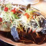 Cá song – ốc hương – Đặc sản Cửa Lò